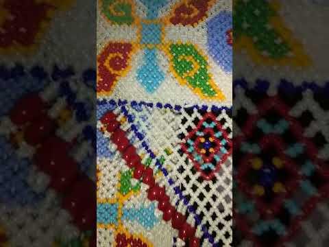 Gujarat traditional beadwork