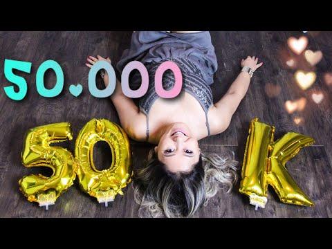 Somos 50.000! Quanto já ganhei com o YouTube.