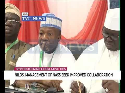 Image result for NILDS, NASS leadership seek improved collaboration