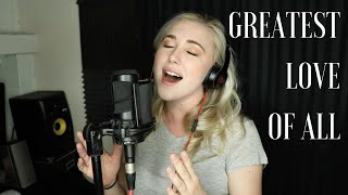 THE GREATEST LOVE OF ALL COVER