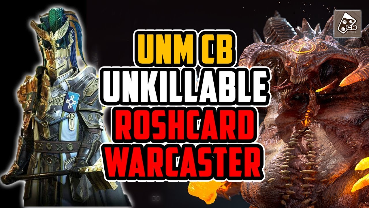 Roshcard & Warcaster Unkillable - No Counter - 3 Key UNM - Account Takeover | RAID SHADOW LEGENDS