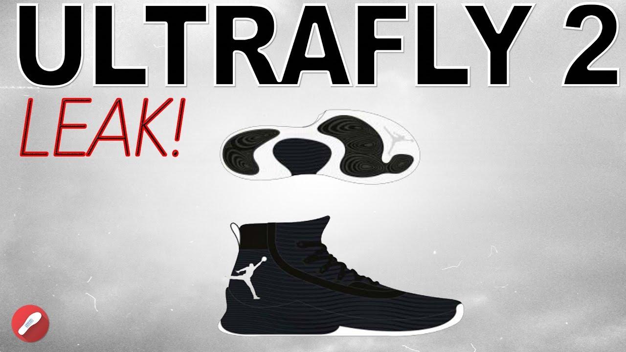 pretty nice 0c45e 1b6ad Jordan Ultrafly 2 TB Leak + TECH SPECS!