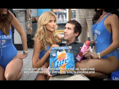 Miller lite unmanly choice youtube miller lite unmanly choice aloadofball Gallery