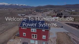 Solar Powered Generator For Home By Humless Reliable Power Systems