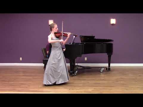JC Bach Concerto (first movement)