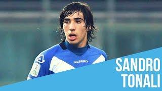 Sandro Tonali - The New Maestro || 2018-2019
