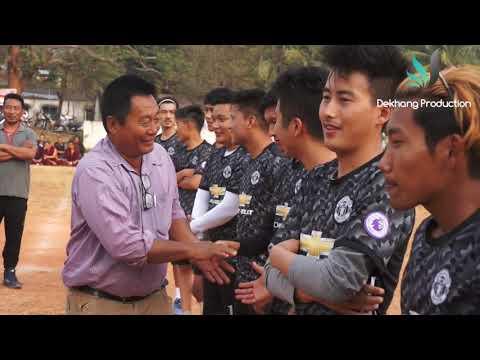 Pawo Tashi Namgyal memorial Football cup, Phuntsokling, Odisha.