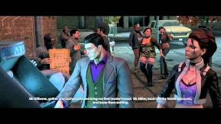 Saints Row The Third /Let's Play/Walkthrough (co-op) Part 2