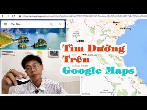 Tính Năng Hữu ích Trên Google Maps Khi đi Du Lịch - Dùng Google Maps Trên Máy Tính Và Smart Phone