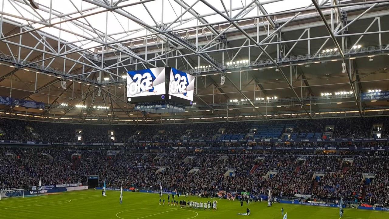 Schalke Aufstellung