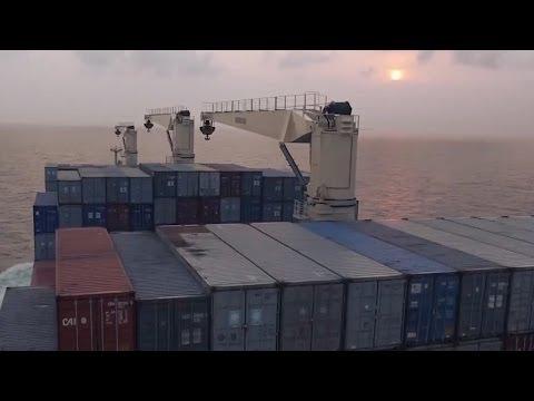 U.S. Trade Gap Unexpectedly Widens Amid a Slump in Exports