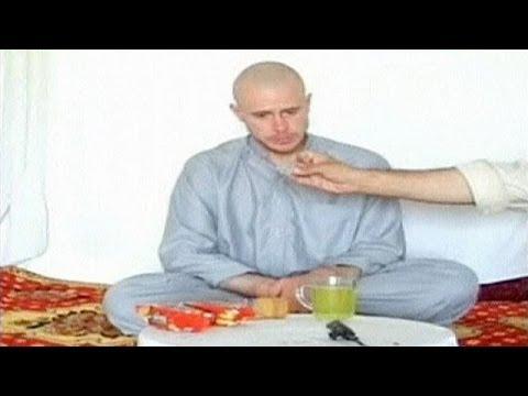 American soldier Bowe Bergdahl held by Taliban is freed