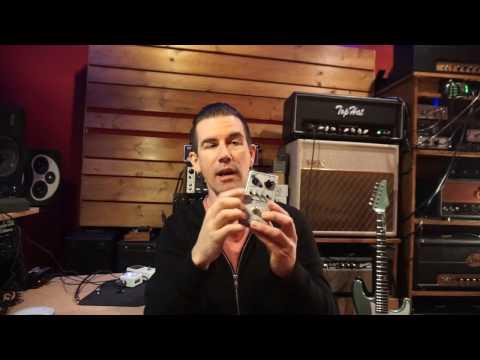 Ramble FX Twin Bender Fuzz, demo by Pete Thorn