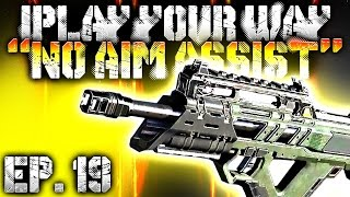 NO AIM ASSIST?! -