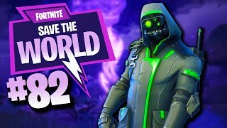 """Checking Out """"ARCHETYPE HAVOC"""" Is He Any Good? (Fortnite Save The World PVE)"""