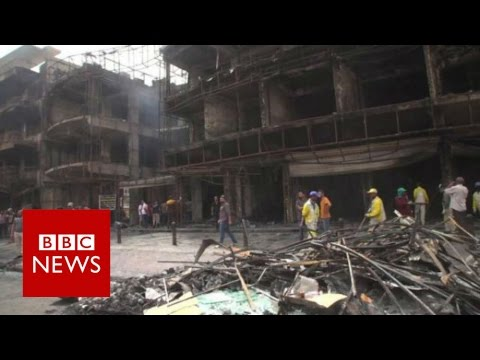 Iraq: Baghdad suicide bomb attack dead rises to 165 - BBC News