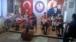 MANSUR KAYMAK - THM ÇOCUK GRUBU - 001 - Bak Postacı Geliyor - 28.12.2014 -