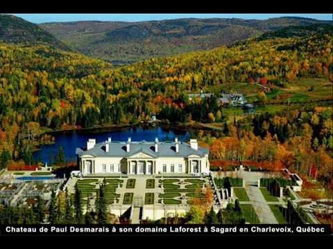 Le Domaine Sagard - Le Domaine de l'Élite au Québec - illuminati 2014