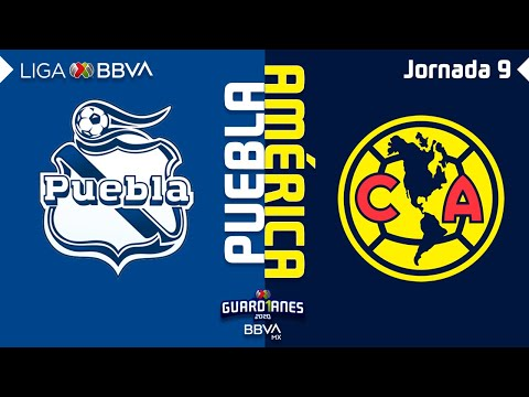 Puebla Club America Goals And Highlights
