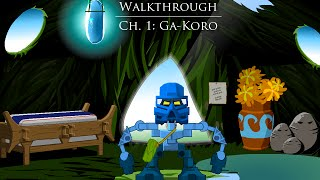 Скачать Mata Nui Online Game 2 Walkthrough Part 1 Ga Koro