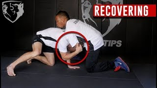 Front Headlock Escape: Recovering After Failed Takedown
