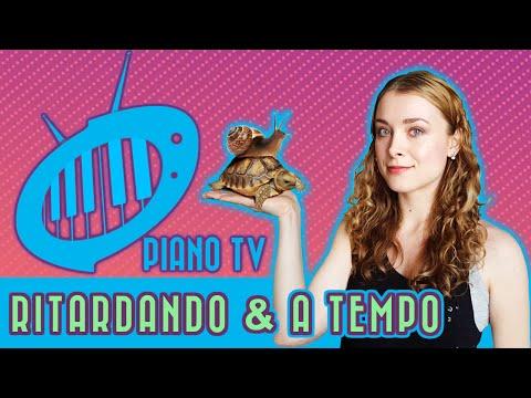 Ritardando and A Tempo