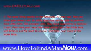 Top 10 Tips For Dating Older Men