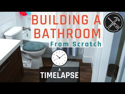 building-a-bathroom-from-scratch:-timelapse