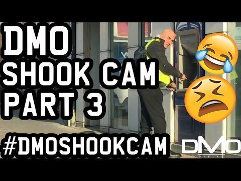 SHOOK CAM PART 3!!! #DMOSHOOKCAM