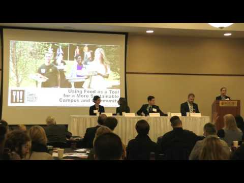 Panel for Role of Universities in Ending Food Waste
