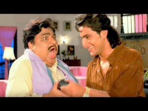 Saif, Twinkle, Shatrughan Sinha, Dil Tera Diwana - Scene 3/14