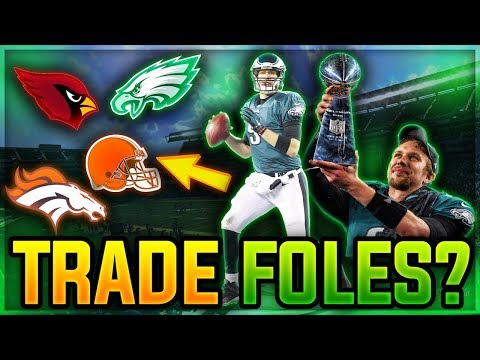 Whats Next For Nick Foles? | Should The Eagles Keep Or Trade The Super Bowl LII MVP?