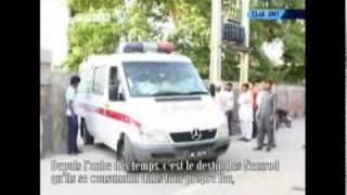 Attentats contre mosquées ahmadis - prière funéraire