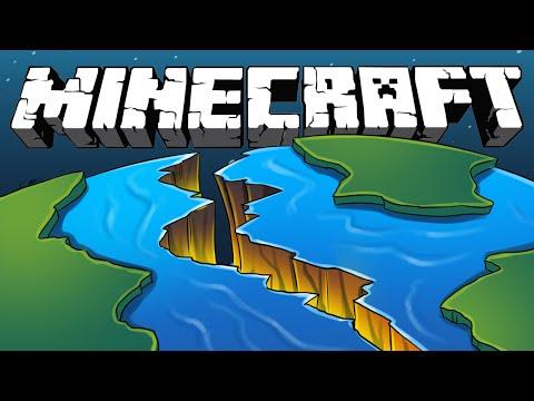Minecraft - Crack In The World - EPIC Adventure Map w/Vikkstar