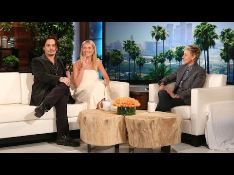 Thumbnail: Johnny Depp and Gwyneth Paltrow on Keeping a Straight Face