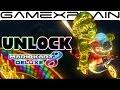 How to Unlock GOLD MARIO in Mario Kart 8 Deluxe Secret