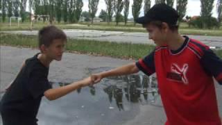 Freestyle Football - Roli vs Peťo