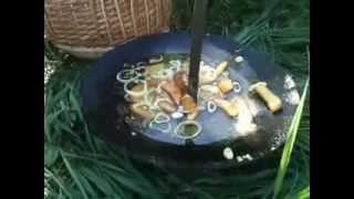 Купить сковороду самодельную с диск для бороны(, 2014-03-10T14:49:49.000Z)