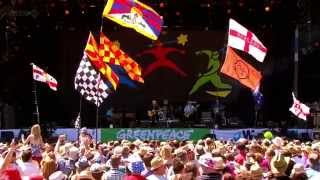 Don McLean - American Pie (Glastonbury 2011)