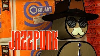 Jazzpunk - 1080p Full Game HD Playthrough - No Commentary