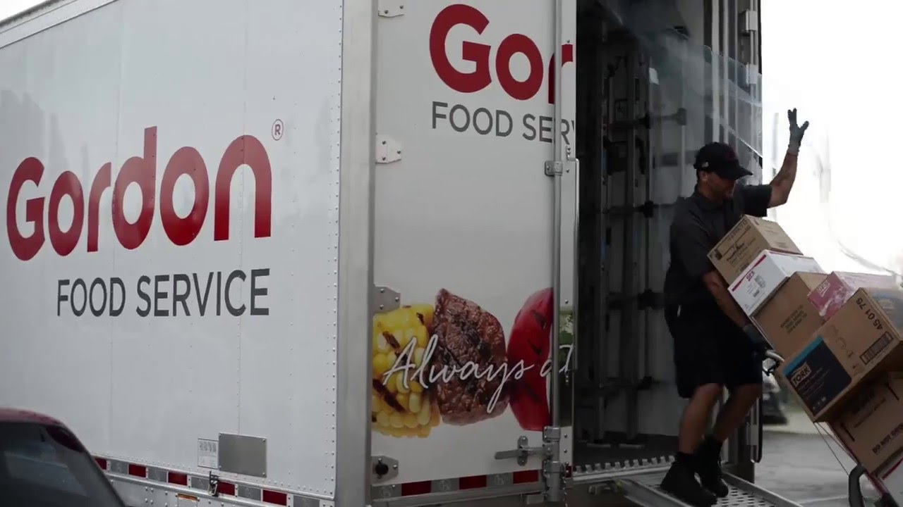 Innovators in Food Service Supply Chain Operations Gordon Food Service
