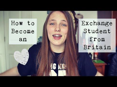 How to Become a High School Exchange Student from Britain | Wakaran
