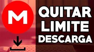 Como Tener Mega Ilimitado 2018 / MEGA SIN LIMITES