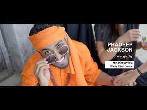 Benny Dayal & Jasim - Project Urvasi | Pradeep Jackson Choreography