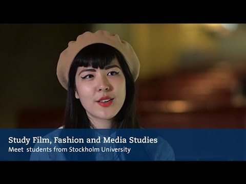 Film, Fashion and Media Studies – Meet our students