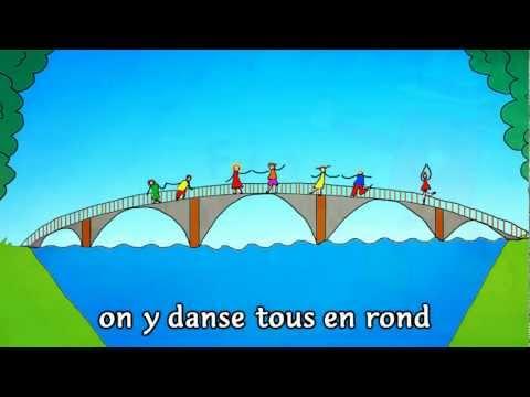 « Sur le pont d'Avignon » (On y danse, on y danse) - Mister Toony