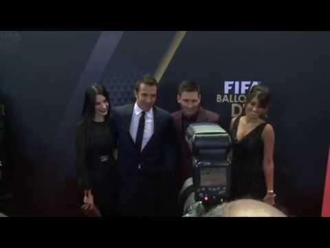 Cristiano Ronaldo Weltfußballer, Manuel Neuer nur Dritter | Lionel Messi | Ballon d'Or