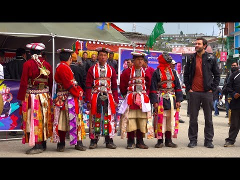 The Most Colorful Cultural Festival in the World - 4K