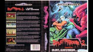 Splatterhouse 2 - Full OST (Genesis, Mega Drive)