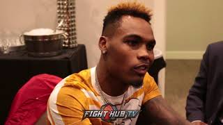 JERMELL CHARLO SAYS CANELO WILL BEAT GENNADY GOLOVKIN IN REMATCH